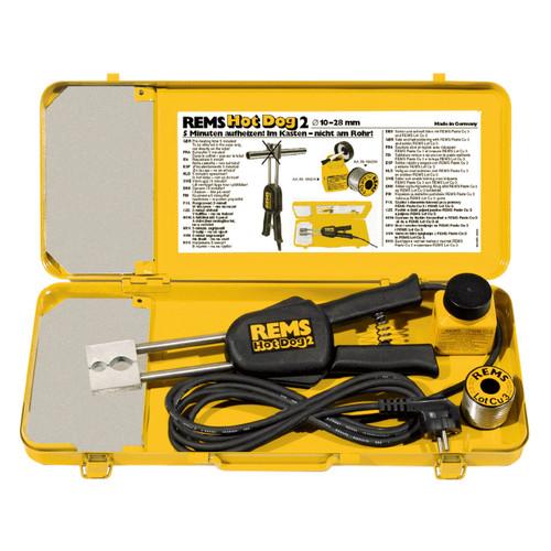 REMS 163020 - Hot Dog 2  Electric Soldering Unit