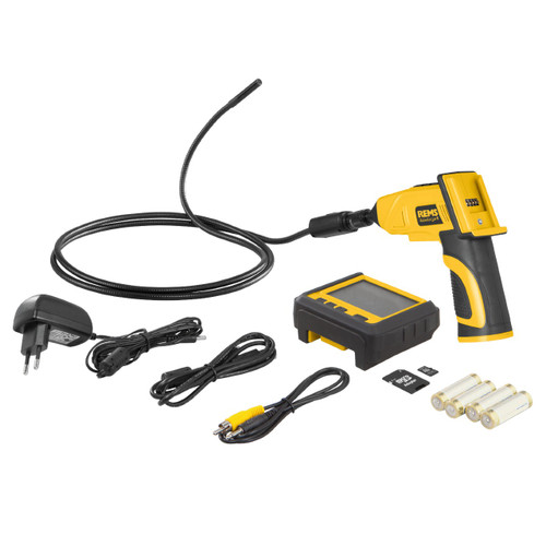 REMS 175135 - CamScope S Inspection Camera Set (9-2) 180°/90°