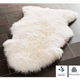 Premium Quality Lambskin Sheepskin Soft Long Wool Rug