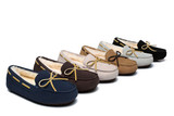 AS UGG Women Casual Flats Joey Ugg Moccasin