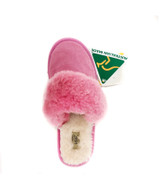 AS Ladies Scuff Australian Made Ugg Slippers