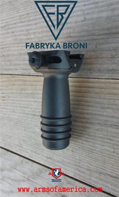 AK Detachable Picatinny Grip - FB Radom Poland *Polish Military Issue for AK Beryl/Archer*