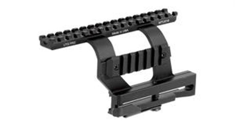 UTG PRO U978S Quick Release AK Double Rail Side Mount