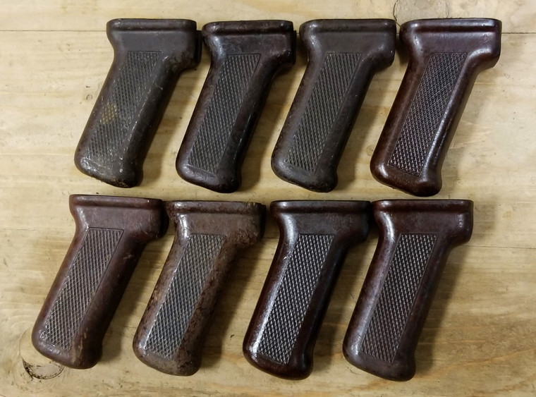 Romanian Bakelite pistol grip