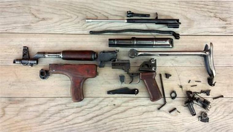 Romanian Model 63/65 AKM-47 Underfolder *NO BARREL*