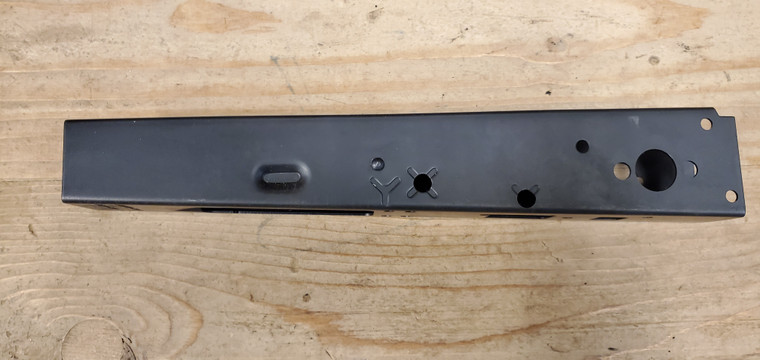 Morrissey 7.62x39 AKM-47 Receiver - ROMANIAN Model Underfolder *FFL ITEM*