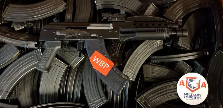 POLISH AK47 PISTOL LYNX TACTICAL WBP