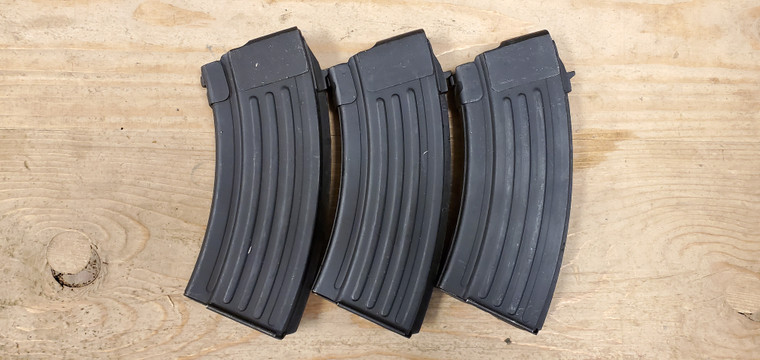 Hungarian AK-47 20-Round Tanker Magazine Produced by FEG *Rare*  Excellent to Unissued Condition.