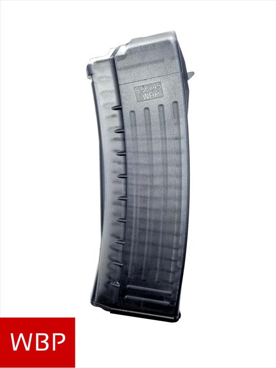 WBP- 5.56/223 - Poly AK Mag - 30rds