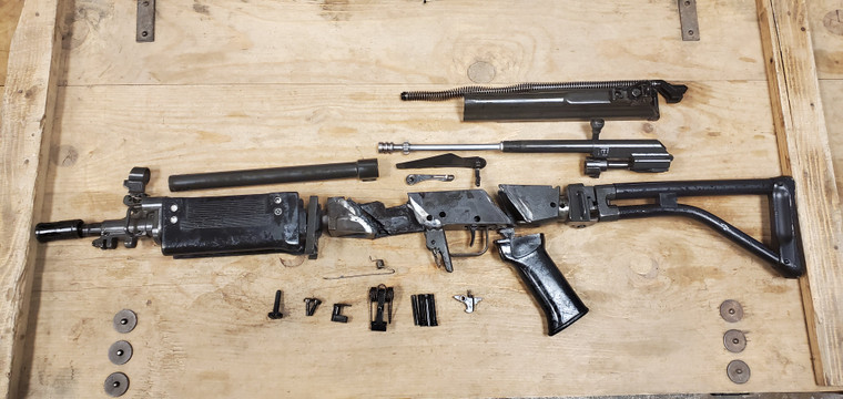 Galil .223 ARM Parts Kit with Poly Hand Guard BFPU