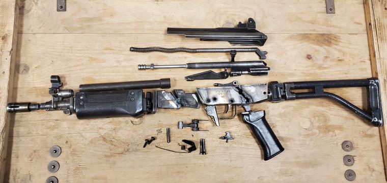 Galil .223 SAR Parts Kit with Poly Hand Guard, BFPU