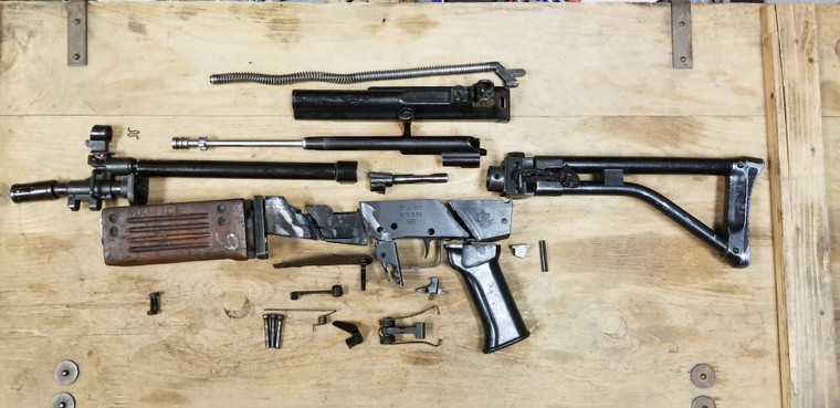 Galil .223 ARM Parts Kit with WOOD Hand Guard Hand Select for Excellent Condition