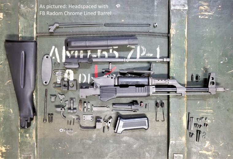 KOLARMS KAM-17 Gen 2 - Slovakian AK47 Rifle Parts Kit - ULTIMATE DO IT YOURSELF KIT!
