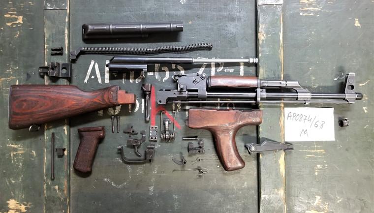 Romanian Mod 63 - AK47 Parts Kit **Headspaced** on US Nitride Barrel