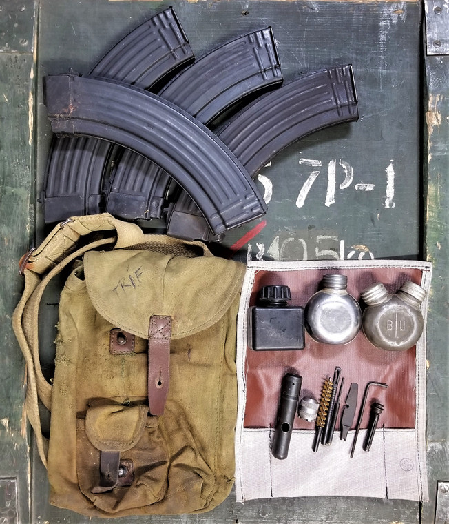 RPK Battle Pack: RPK Mag Pouch + 4 RPK mags + Accessories