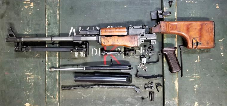 Romanian Mod64 RPK - AK47 Parts Kit - *HEADSPACED*