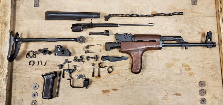 Romanian Model 63/65 AKM-47 Underfolder *HEADSPACED* on US Nitride Barrel