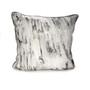 Pillow in Microstalactite Print