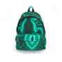 Malachite Printed Backpack