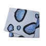 Floating Geode Printed Beach Towel