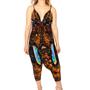 Matrix Opal Printed Harem Jumpsuit
