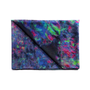Black Opal Printed Cashmere Scarf
