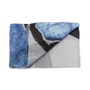 Floating Geode Printed Cashmere Scarf
