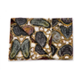 Geode Cuff Printed Silk Pareo