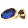 Boulder Opal Cufflinks