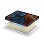 Lucite Stationery Box
