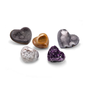 Mineral Heart - Medium