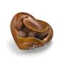 Mineral Heart - Warm Tone