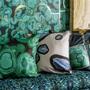Malachite Printed Pillow
