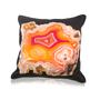 Coyamito Agate Printed Pillow