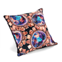 Black Opal Earring Printed Pillow