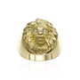 Lion Pinky Ring