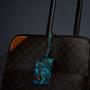 Matrix Koroit Opal Printed Luggage Tag