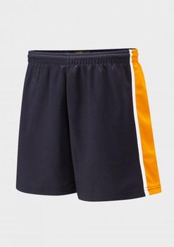 Glenthorne Shorts Navy/Amber