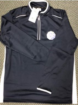 Woodcote High School Quarter Zip Top