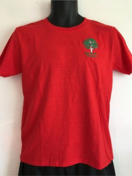 Foresters Primary Red PE T-Shirt