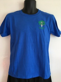 Foresters Primary Royal PE T-Shirt