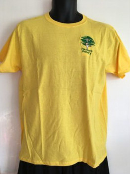 Foresters Primary Yellow PE T-Shirt