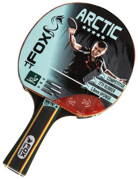 Fox TT Arctic 5 Star Table Tennis Bat