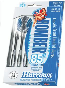 Harrows Bomber 85% Tungsten Steeltip Darts