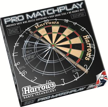Harrows Pro Matchplay Darts Board