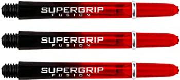 Harrows Supergrip Fusion Red Medium 47mm Shaft