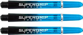 Harrows Supergrip Fusion Aqua Medium 47mm Shaft