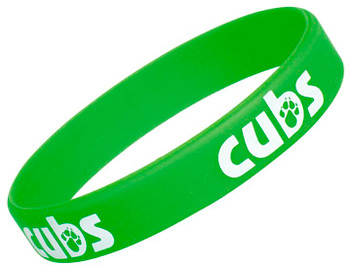 Cubs Wristband