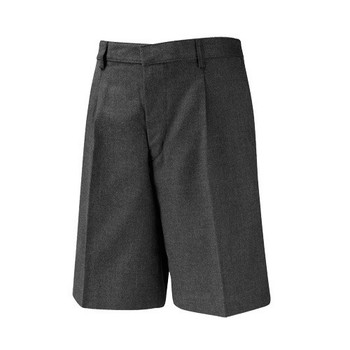 Bermuda Grey Shorts