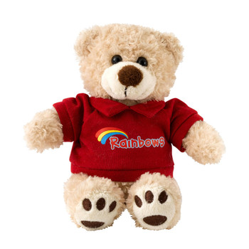 Rainbows Teddy